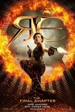 Resident Evil: The Final Chapter pictures.