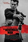 The November Man pictures.