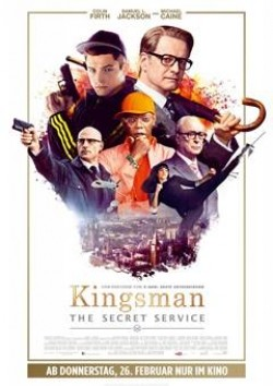 Kingsman: The Secret Service - wallpapers.