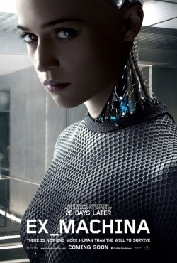 Ex Machina - wallpapers.