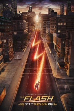 The Flash - latest TV series.