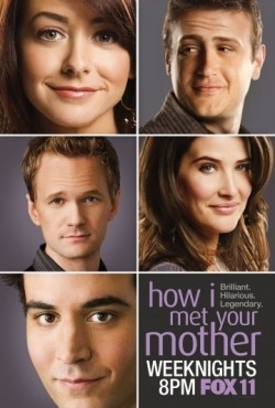 How I Met Your Mother - wallpapers.