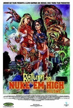 Return to Nuke 'Em High Volume 1 - wallpapers.