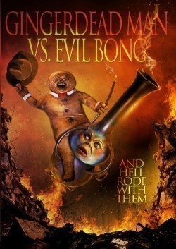 Gingerdead Man Vs. Evil Bong - wallpapers.