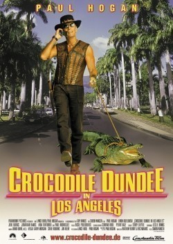 Crocodile Dundee in Los Angeles - wallpapers.