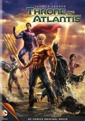 Justice League: Throne of Atlantis - wallpapers.