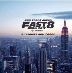 Fast 8 pictures.