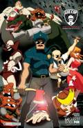 Axe Cop pictures.