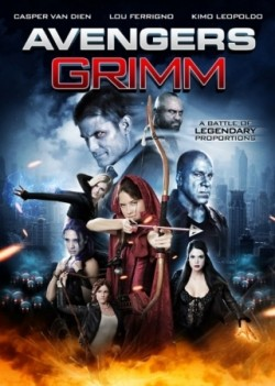 Avengers Grimm - wallpapers.
