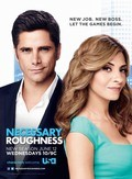 Necessary Roughness - wallpapers.