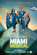 Miami Medical - wallpapers.