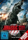 Jurassic City - wallpapers.