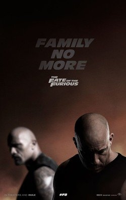 The Fate of the Furious pictures.