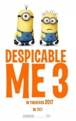 Despicable Me 3 - wallpapers.