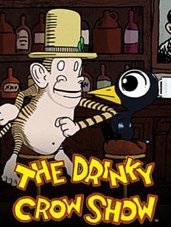 The Drinky Crow Show - wallpapers.
