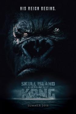 Kong: Skull Island - wallpapers.