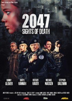 2047: Sights of Death - wallpapers.