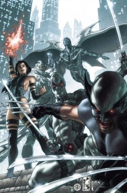 X-Force - wallpapers.
