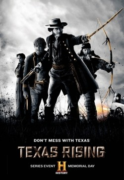 Texas Rising pictures.