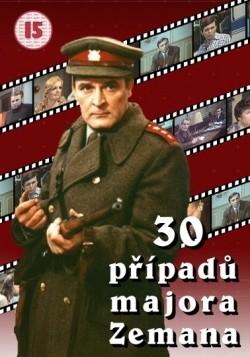 30 prípadu majora Zemana - wallpapers.