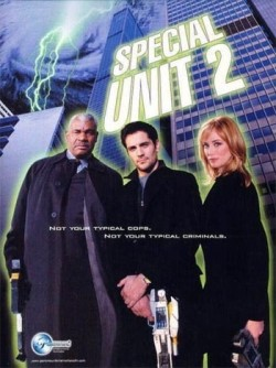 Special Unit 2 - wallpapers.