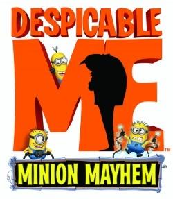 Despicable Me: Minion Mayhem 3D pictures.