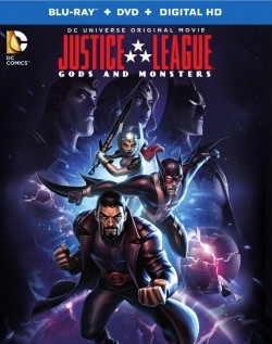 Justice League: Gods and Monsters - wallpapers.
