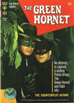 The Green Hornet - wallpapers.