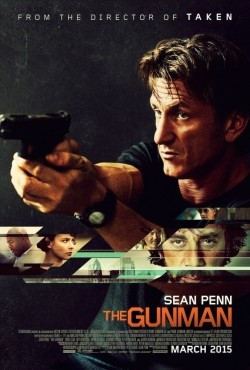 The Gunman pictures.