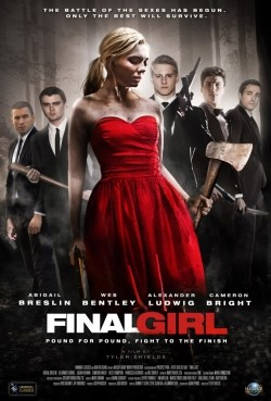Final Girl - wallpapers.
