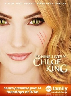 The Nine Lives of Chloe King - wallpapers.