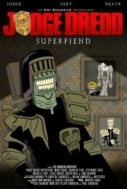 Judge Dredd: Superfiend pictures.