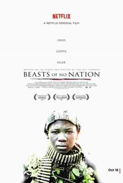 Beasts of No Nation - wallpapers.