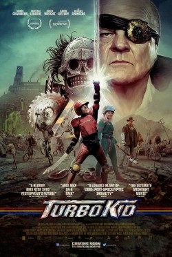 Turbo Kid - wallpapers.