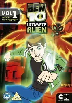 Ben 10: Ultimate Alien - wallpapers.