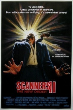 Scanners II: The New Order - wallpapers.