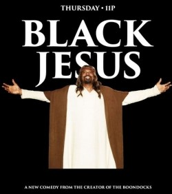 Black Jesus pictures.