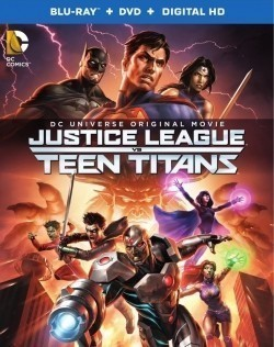 Justice League vs. Teen Titans - wallpapers.