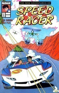 Speed Racer pictures.