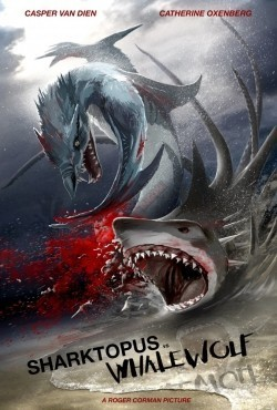 Sharktopus vs. Whalewolf pictures.