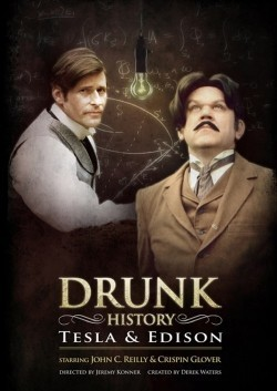 Drunk History pictures.