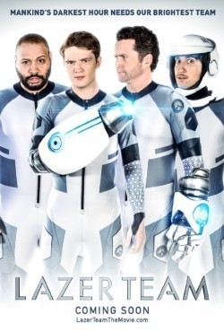 Lazer Team pictures.