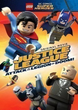 LEGO DC Super Heroes: Justice League - Attack of the Legion of Doom! pictures.