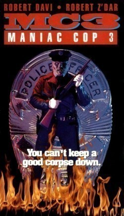 Maniac Cop 3: Badge of Silence - wallpapers.