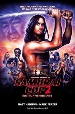 Samurai Cop 2: Deadly Vengeance - wallpapers.