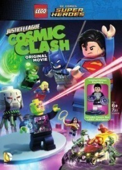 Lego DC Comics Super Heroes: Justice League - Cosmic Clash - wallpapers.