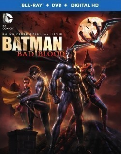 Batman: Bad Blood - wallpapers.