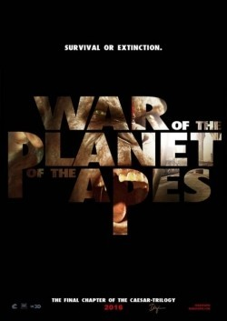 War for the Planet of the Apes - wallpapers.