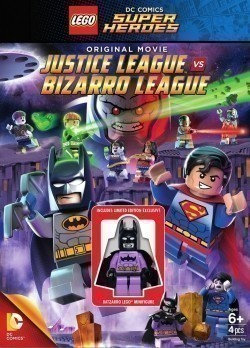 Lego DC Comics Super Heroes: Justice League vs. Bizarro League - wallpapers.