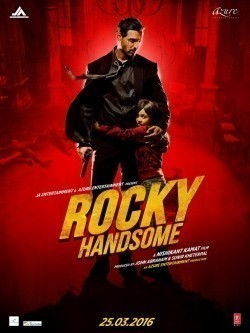 Rocky Handsome - wallpapers.